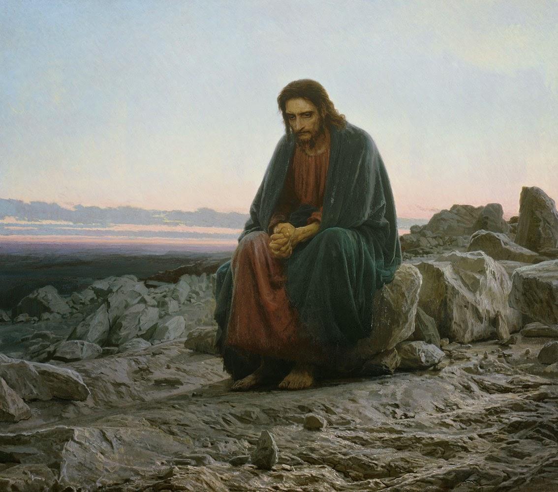 Kramskoi-Christ_dans_le_désert